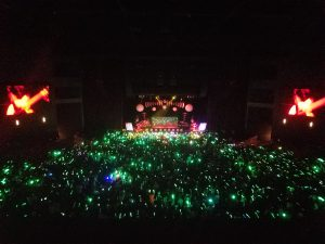 Hatsune Miku's Los Angeles Concert